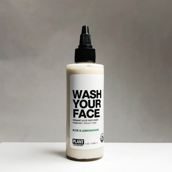 WASH YOUR FACE